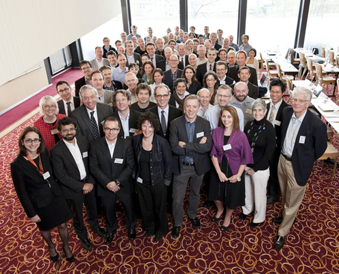 The EU-AIMS Group at the Kick-off Meeting in Zurich